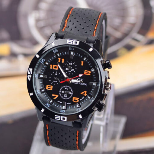 Analog Sport Watch 4