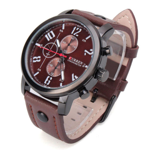 Brown Face Watch 2
