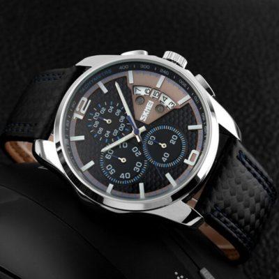 Mens chronograph watch 4