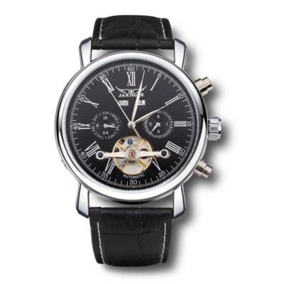 black mechanical watch 1