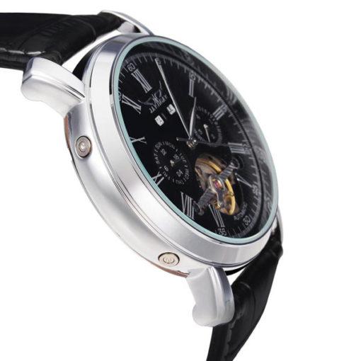 black mechanical watch 2