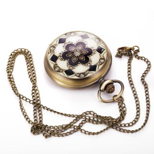 copper pocket watch 2