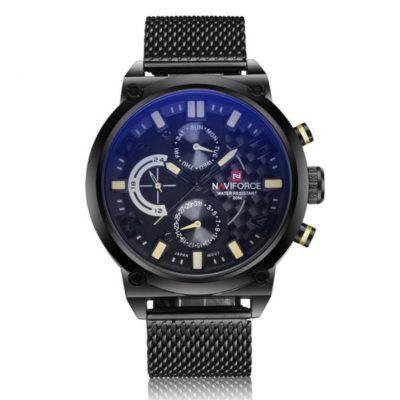 matte black watch mens