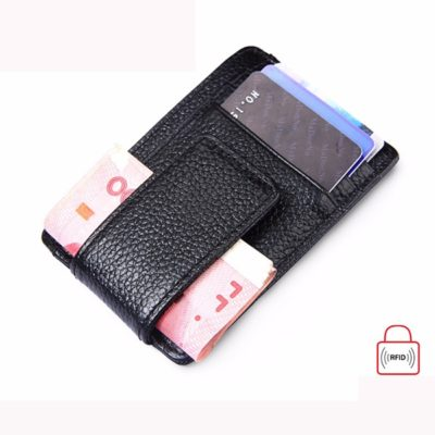money clip with card holder 1