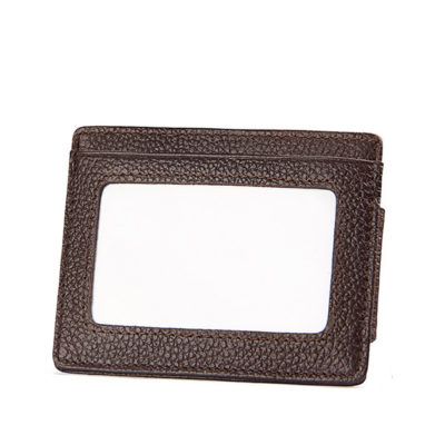 money clip with id window 1