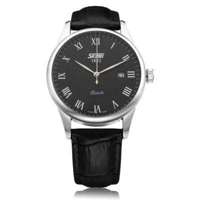 simple black watch 1