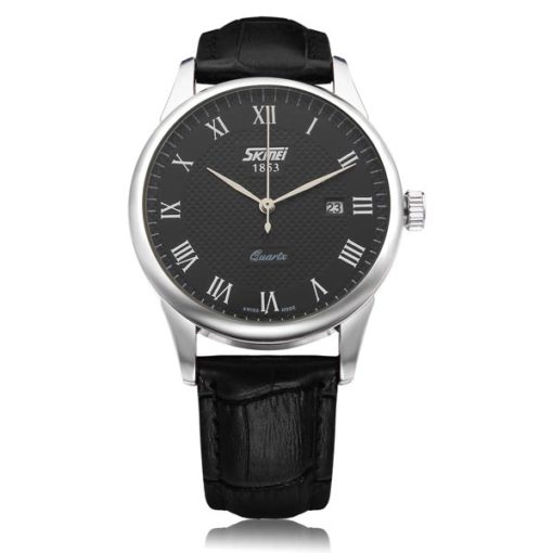 simple black watch 1