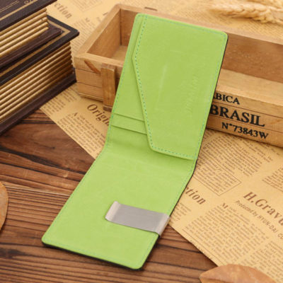 slim wallet with money clip 11