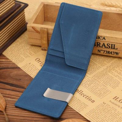 slim wallet with money clip 6