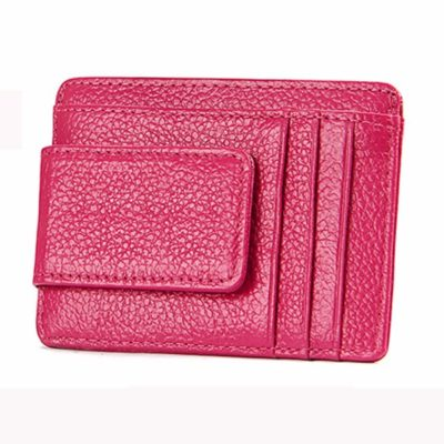 wallet with magnetic money clip 1